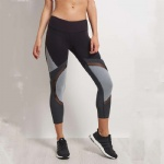 Custom Design Black Cheap Long Women Yoga Pants