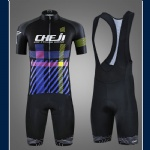 Cycling Jersey For Mens Printing Cycling JerseyQuick Dry Bib Bike Bicycle Set Cycling Wear