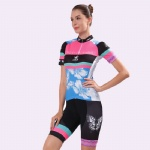 women Light Short Sleeves Jersey Cycling Wear
