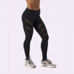 Sexy Transparent Mesh Full Body Leggings